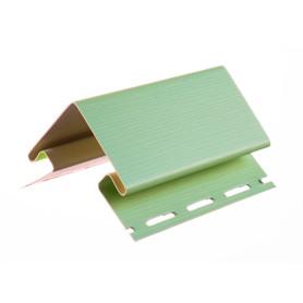 Угол наружный 3 м цвет светло зеленый