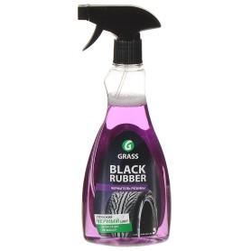 Полироль для шин Grass Black Rubber, 0.5 л
