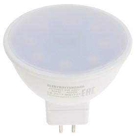 Лампа светодиодная Elektrostandard MR16 JCDR01, 5 Вт, 220 В, 4200 К