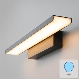 """Светильник настенный светодиодный Elektrostandard """"Sankara"""", 16 Вт, цвет чёрный"""