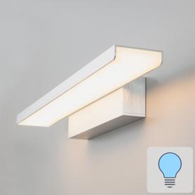"""Светильник настенный светодиодный Elektrostandard """"Sankara"""", 16 Вт, цвет серебристый"""