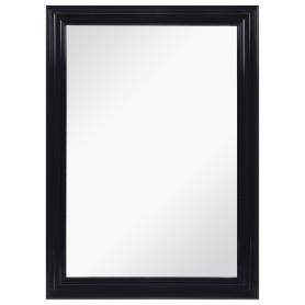 Зеркало настенное «Классика» 50х70 см цвет чёрный