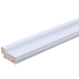 Комплект дверной коробки Дэлия 70х2070 мм цвет белый