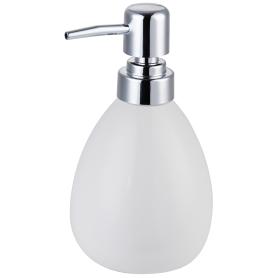 Дозатор для жидкого мыла настольный «ESSENTIAL» цвет белый