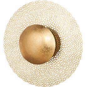 Светильник настенный «Solario» 3559/24L 24 Вт, цвет золотой