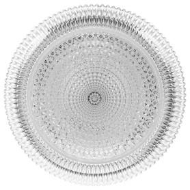 Светильник настенно-потолочный светодиодный «Brilliance» с пультом управления, 17,5 м², регулируемый свет, цвет прозрачный