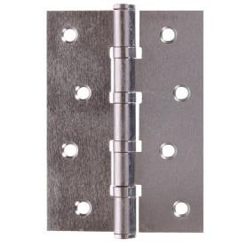 Петля универсальная 4B/P 100x70x2 мм, цвет матовый никель