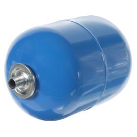 Гидроаккумулятор вертикальный 10 л, фланец оцинкованная сталь