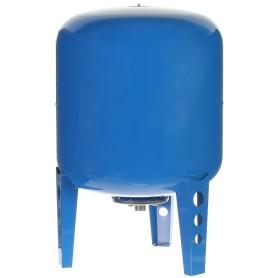 Гидроаккумулятор вертикальный 80 л, фланец нержавеющая сталь