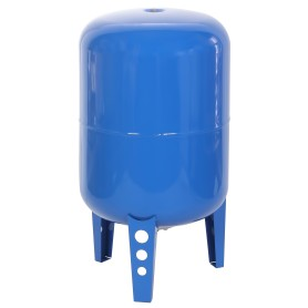 Гидроаккумулятор вертикальный 100 л, фланец нержавеющая сталь