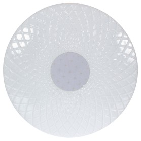 Светильник светодиодный диммируемый с пультом «Zeppelin» 60 Вт диаметр 53 см