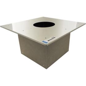 Потолочно проходной узел 430/0.5 мм D200 мм