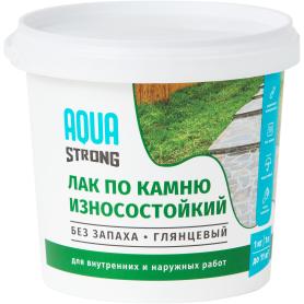 Лак по камню Aquastrong высокопрочный 1.0 кг