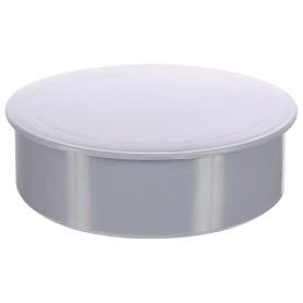 Заглушка Ø 110 мм полипропилен