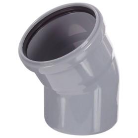 Отвод Ø 110 мм 30° полипропилен