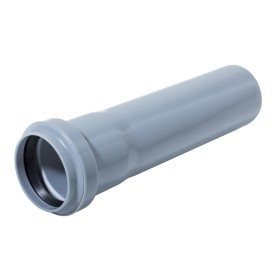 Труба канализационная Ø 50 мм L 2м полипропилен