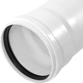 Труба канализационная c шумопоглощением Equation Ø 50 мм L 2м полипропилен