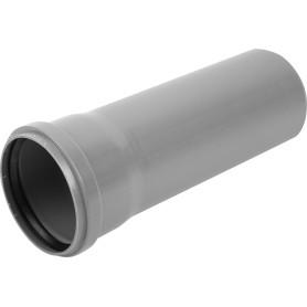 Труба канализационная Ø 110 мм L 0.25м полипропилен