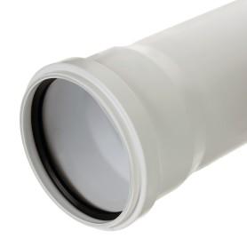 Труба канализационная c шумопоглощением Equation Ø 110 мм L 0.25м полипропилен