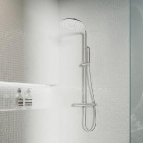 Мозаика «Темари» 29.8х29.8 см цвет белый
