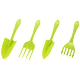 Набор садовых инструментов 4 шт., полипропилен