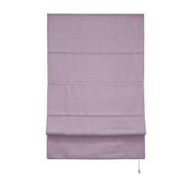 Штора римская «Лея», 60х160 см, цвет сиреневый