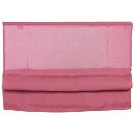 Штора римская «Натур», 60х160 см, цвет розовый