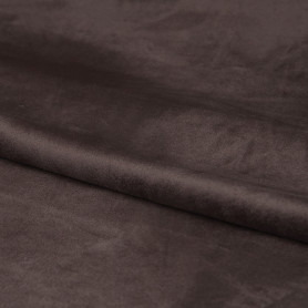 Ткань бархат «Венге» ширина 150 см