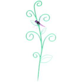 Опора для орхидей «Стрекоза на ветке»
