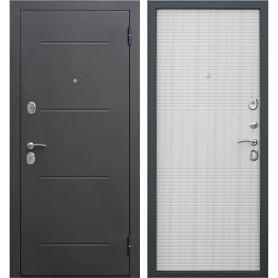 Дверная металлическая Гарда 7.5 муар 960 мм правая, цвет дуб сонома