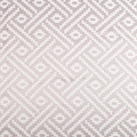 Ткань жаккард «Геометрия» 300 см цвет серый