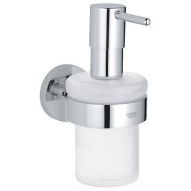 Дозатор подвесной для жидкого мыла Essential 40448001