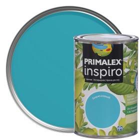 Краска Primalex Inspiro 1 л Бирюзовый