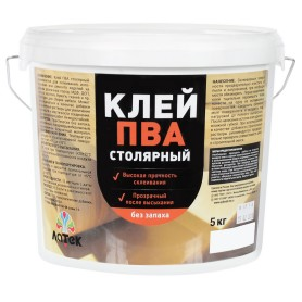 Клей ПВА для внутренних работ 5 кг
