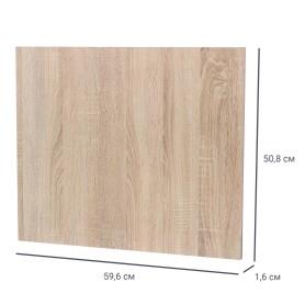 Дверь для шкафа МФ 50,8x59.6x1.6 см цвет дуб сонома