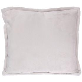 Подушка «Prestige» 40х40 см серо-бежевая