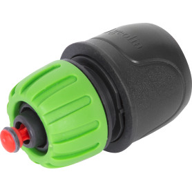 Коннектор для шланга быстросъёмный с автостопом Geolia, 1/2-5/8 дюйма.