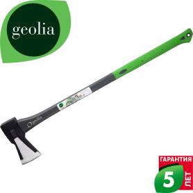 Топор Geolia 2.5 кг, фиберглассовая ручка