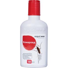 Средство от комаров Комароед для обработки территорий и водоёмов 100 мл