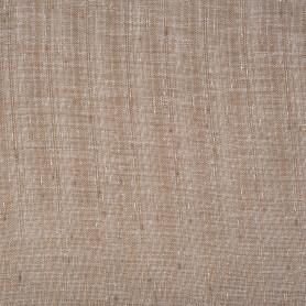Ткань 1 п/м, «под лён», 285 см, цвет коричневый
