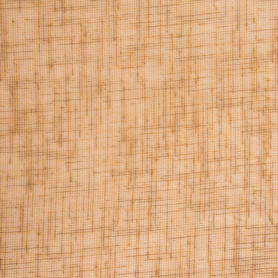Ткань 1 п/м, «под лён», 285 см, цвет светло-коричневый
