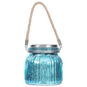 Светильник на солнечной батарее Uniel, цвет синий