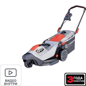 Газонокосилка электрическая Sterwins ELM2-40P-3W.4, 1700 Вт, 40 см