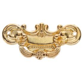 Ручка мебельная декоративная 2170 30х50 см, цвет золото, 2 шт.