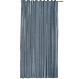 Штора на ленте «Dudley», 200x280 см, цвет синий
