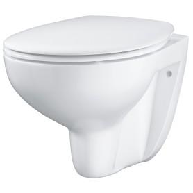 Унитаз подвесной Bau Ceramic 39351000 безободковый
