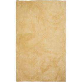 Ковер Amigo «Лавсан», 1.2x1.8 м, цвет ванильный