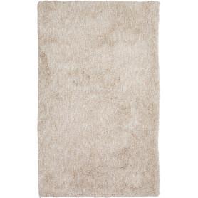 Ковёр, лавсан, цвет кремовый, 1.2х1.8 м