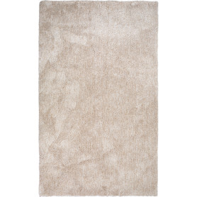 Ковёр, лавсан, цвет кремовый, 1.6х2.3 м