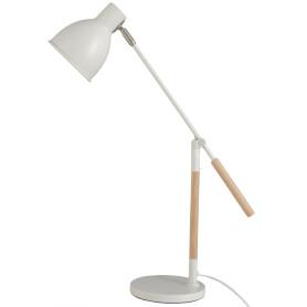 Светильник настольный «Nature» KD-333 1хЕ27х40 Вт, цвет белый
